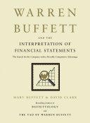 Warren Buffett and the Interpretation of Financial Statements Book