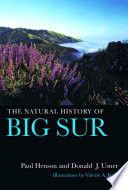 The Natural History Of Big Sur book