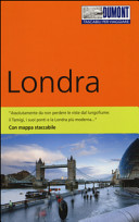 Copertina Libro Londra. Con mappa