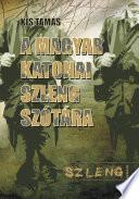 A magyar katonai szleng szótára