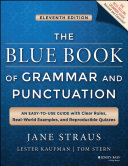 download ebook the blue book of grammar and punctuation pdf epub