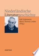 Niederländische Literaturgeschichte
