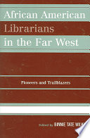 African American Librarians in the Far West