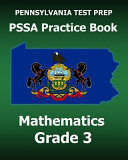 Pennsylvania Test Prep Pssa Practice Book Mathematics Grade 3