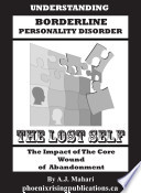 Borderline Personality Disorder   The Lost Self
