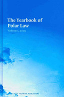 The Yearbook of Polar Law 2009