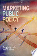 Marketing Public Policy