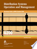 Operational Guide To Awwa Standard G200