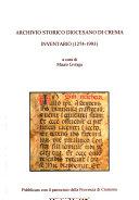 Archivio storico diocesano di Crema