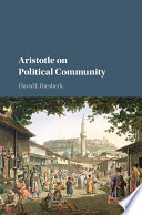 Aristotle on Political Community