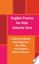English Poems for Kids   Volume One