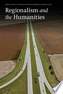 Regionalism and the Humanities Book PDF