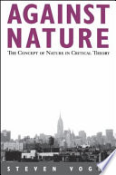 illustration Against Nature, The Concept of Nature in Critical Theory