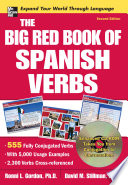 download ebook the big red book of spanish verbs, second edition pdf epub