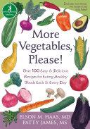 download ebook more vegetables, please! pdf epub