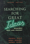 Searching for Great Ideas