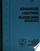 Advanced Lighting Guidelines 1993