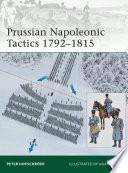 Prussian Napoleonic Tactics 1792   1815