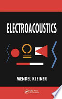 Electroacoustics book