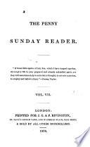 The Penny Sunday Reader Vol Vii