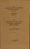 download ebook the scrophulariaceae of eastern temperate north america pdf epub