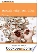 Stochastic Processes For Finance