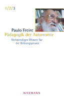 Pädagogik der Autonomie