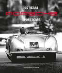 70 Years of Porsche Sportscars Book Cover