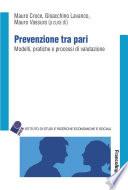 Prevenzione tra pari  Modelli  pratiche e processi di valutazione