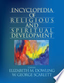 Encyclopedia of Religious and Spiritual Development