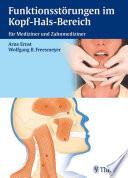 Funktionsst  rungen im Kopf Hals Bereich