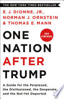 Book One Nation After Trump