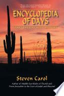 ENCYCLOPEDIA OF DAYS