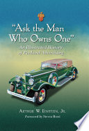 Ask the Man Who Owns One