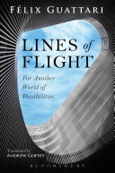 Lines of Flight Decentralized Forms Of Political Activism That Have