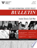 Bulletin: Inside China's Cold War