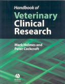 Handbook of Veterinary Clinical Research