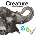 Creature Abc book