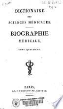 illustration Dictionaire des sciences médicales: E-G