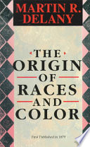 The Origin of Races and Color Book PDF