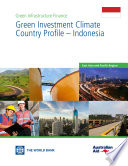 Ebook Green Investment Climate Country Profile – Indonesia Epub Aldo Baietti, Andrey Shlyakhtenko and Roberto La Rocca Apps Read Mobile