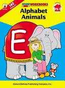 Alphabet Animals book