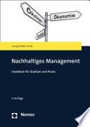 Nachhaltiges Management