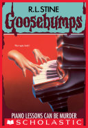 download ebook piano lessons can be murder (goosebumps #13) pdf epub
