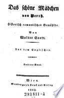 Walter Scott s Werke  Das Schone Madchen