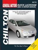 Buick Lacrosse 2005 13 Repair Manual