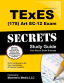 Texes (178) Art Ec-12 Exam Secrets Study Guide