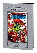 Marvel Masterworks: the Defenders Vol. 8
