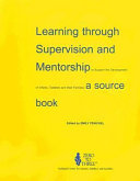 Learning Through Supervision and Mentorship to Support the Development of Infants  Toddlers and Their Families