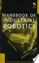 Handbook of Industrial Robotics
